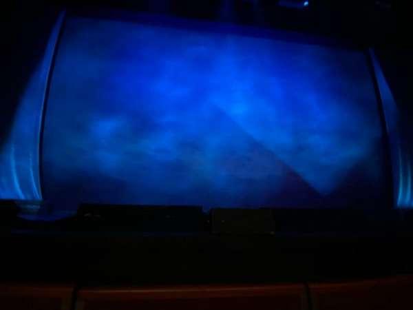 Au-Rene Theatre at the Broward Center, secção: Orchestra C, fila: A, lugar: 107