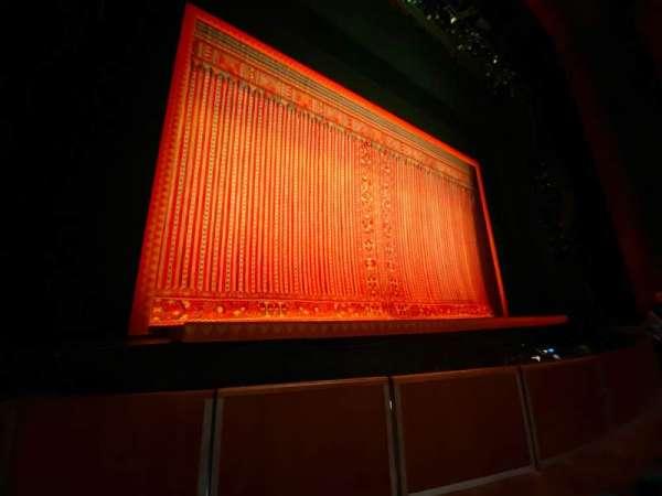 Au-Rene Theatre at the Broward Center, secção: Orchestra L, fila: E, lugar: 7