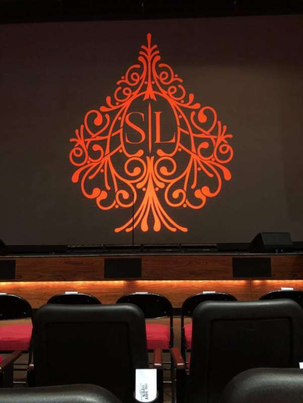 The Grand Theater at Foxwoods, secção: Orchestra Center, fila: C, lugar: 107