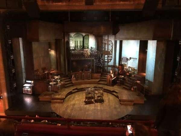 Walter Kerr Theatre, secção: Mezzanine C, fila: D, lugar: 106