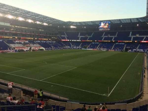 Red Bull Arena (New Jersey), secção: 131, fila: 16, lugar: 16