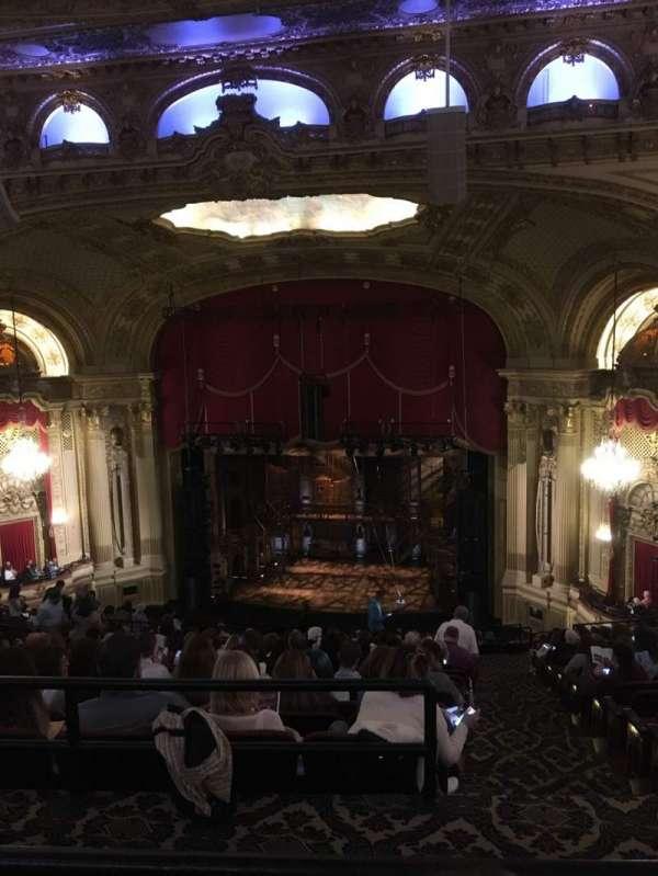 Citizens Bank Opera House, secção: Balcony RC, fila: Q, lugar: 14