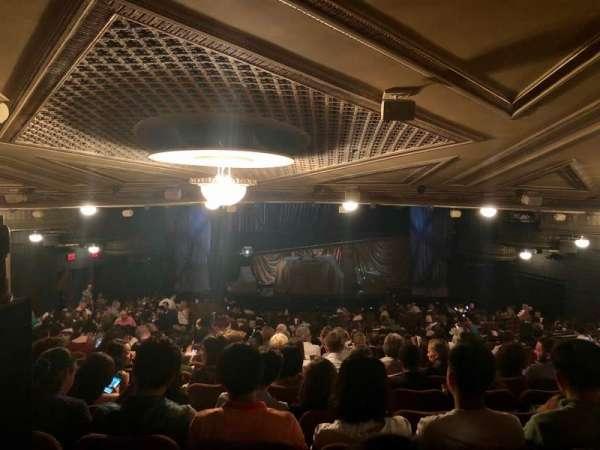 Majestic Theatre, secção: Orchestra C, fila: Standing Room, lugar: 110