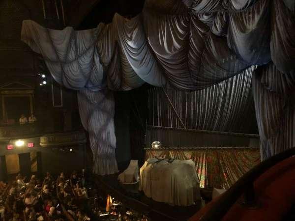 Majestic Theatre, secção: Box, fila: C, lugar: 6
