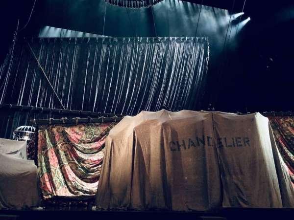 Majestic Theatre, secção: Orchestra C, fila: BB, lugar: 103