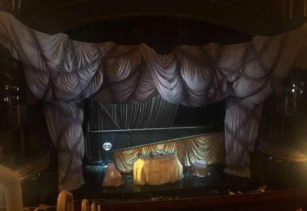 Majestic Theatre, secção: Front Mezzanine, fila: F, lugar: 101