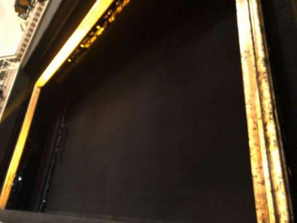 Ambassador Theatre, secção: Orchestra R, fila: CC, lugar: 10