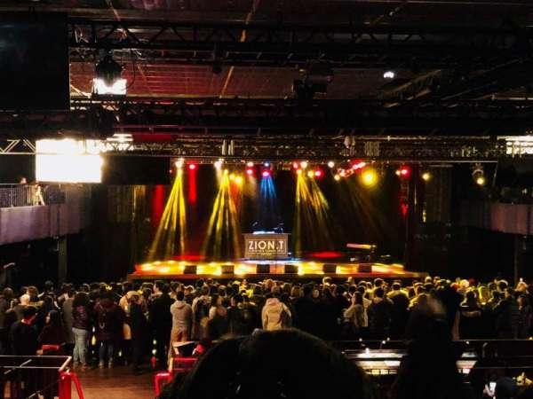 PlayStation Theater, secção: MEZZC, fila: K, lugar: 101