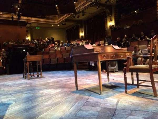 ACT Theatre, secção: C, fila: A, lugar: 4