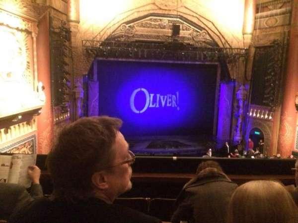 5th Avenue Theatre, secção: Pearl Grand Tier, fila: D, lugar: 7
