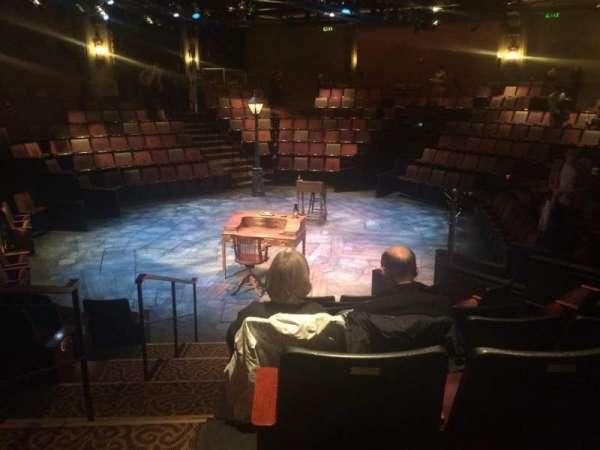 ACT Theatre, secção: Aisle, fila: G, lugar: 2