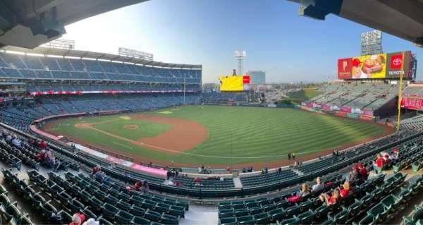 Angel Stadium, secção: Suite 67, fila: A, lugar: 1