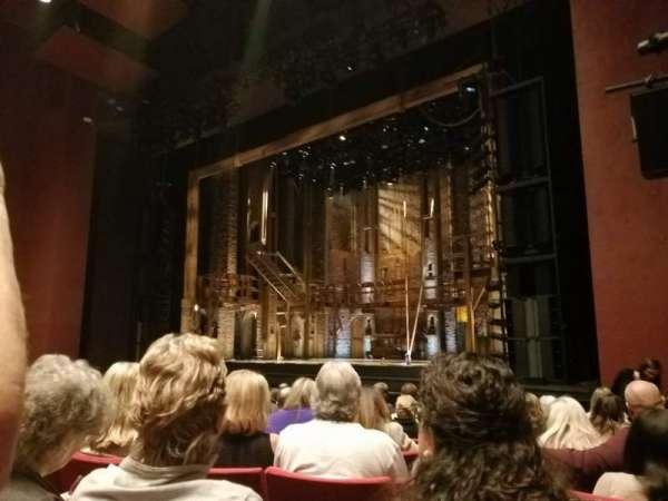 San Diego Civic Theatre, secção: Orchestra R, fila: E or F, lugar: 30ish (even)