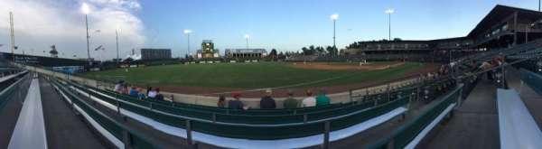 T-Bones Stadium, secção: 116, fila: 5, lugar: 5