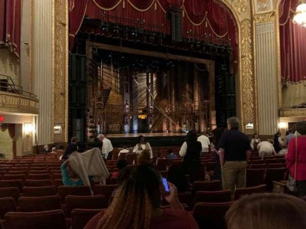 Orpheum Theatre (Memphis), secção: OrchL, fila: U, lugar: 16
