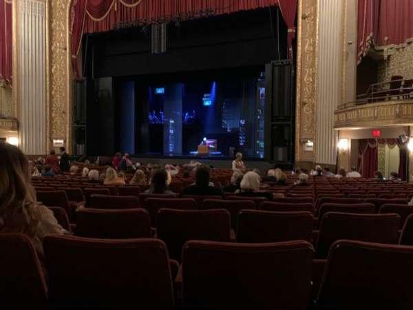 Orpheum Theatre (Memphis), secção: OrchR, fila: W, lugar: 13