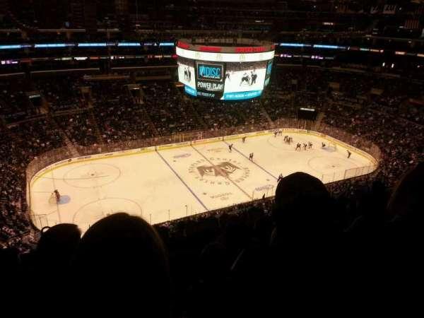 Staples Center, secção: 303, fila: 10, lugar: 11