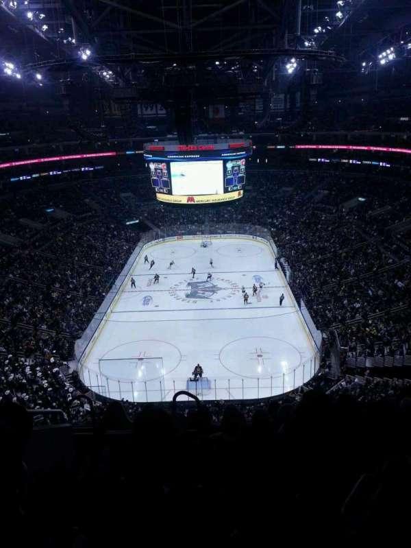 Staples Center, secção: 309, fila: 7, lugar: 14