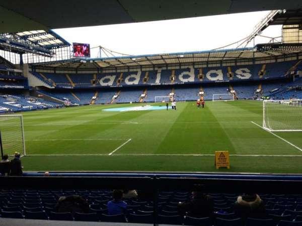 Stamford Bridge, secção: Shed End Lower 3, fila: 15, lugar: 79