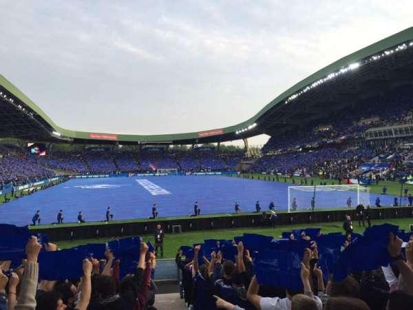 Stade de la Beaujoire, secção: Erdre, fila: E2F-T, lugar: 225