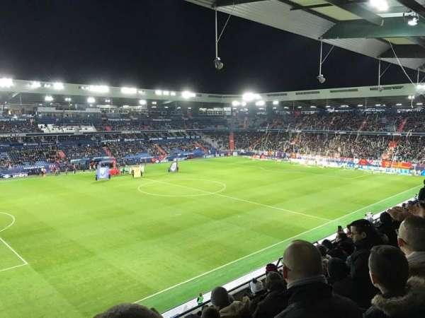 Stade Michel D'Ornano, secção: J9, fila: X, lugar: 220