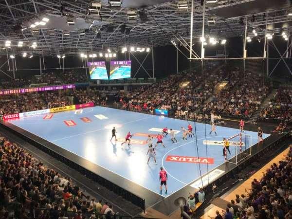 Palais des Sports de Beaulieu, secção: 113A, fila: R, lugar: 175