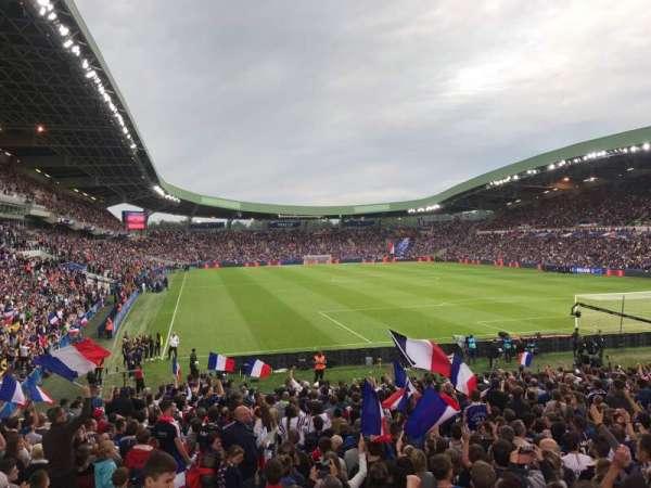 Stade De La Beaujoire, secção: E2F, fila: ZC, lugar: 221