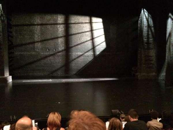 Palace Theatre (Broadway), secção: Orch, fila: F