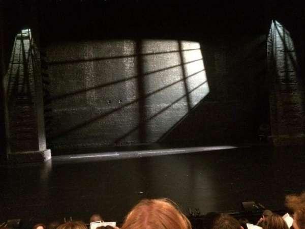 Palace Theatre (Broadway), secção: Orch, fila: F, lugar: 111
