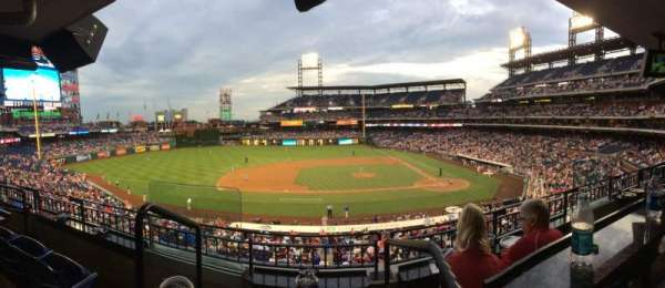 Citizens Bank Park, secção: Suite 21, lugar: 1