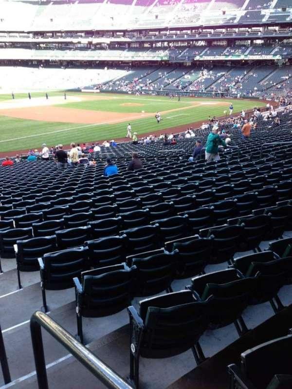 T-Mobile Park, secção: 144, fila: 35, lugar: 34