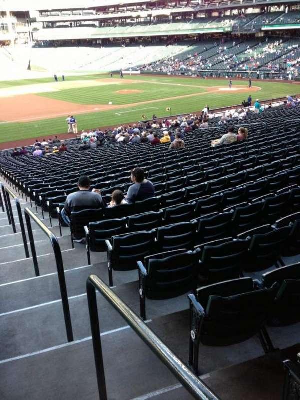 T-Mobile Park, secção: 141, fila: 35, lugar: 34