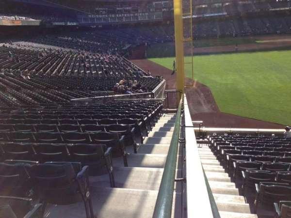 T-Mobile Park, secção: 107, fila: 36, lugar: 34