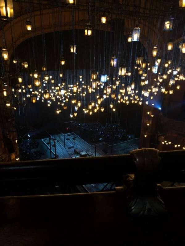 Lyceum Theatre (Broadway), secção: Balcony L, fila: A, lugar: 7