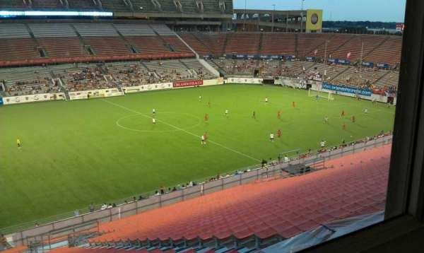 Camping World Stadium, secção: PBK, fila: 1080, lugar: 1001
