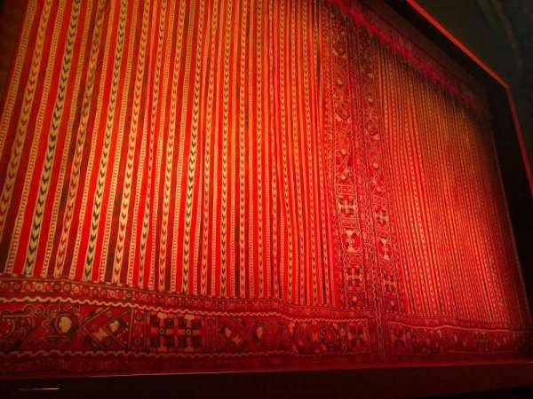 New Amsterdam Theatre, secção: Orchestra L, fila: C, lugar: 9