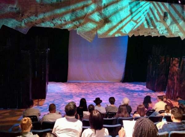 Theatre at St. Clement's, fila: F, lugar: 15