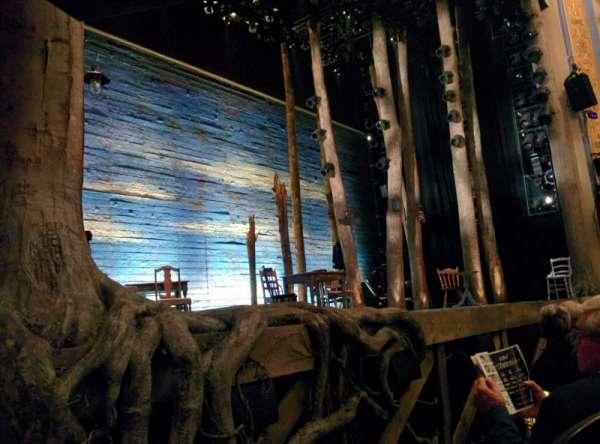 Gerald Schoenfeld Theatre, secção: Orchestra L, fila: B, lugar: 9