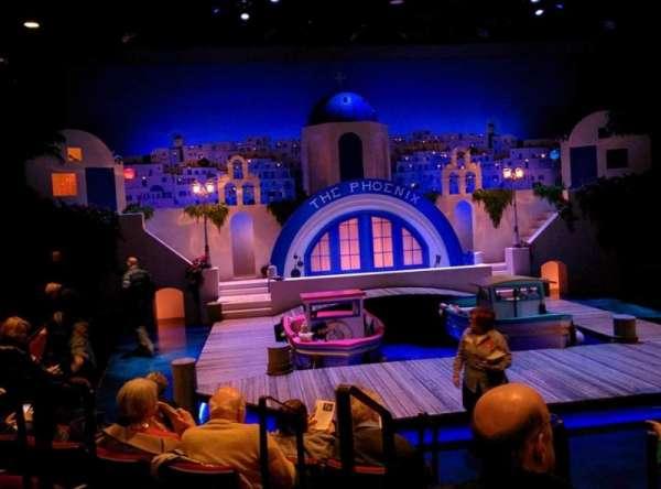 Hartford Stage, secção: D, fila: 5, lugar: 13