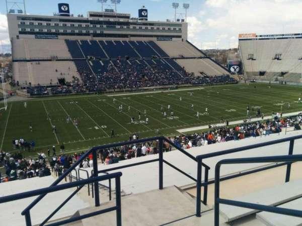 LaVell Edwards Stadium, secção: 137, fila: 5, lugar: 3
