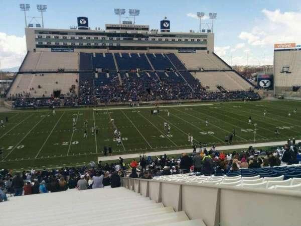 LaVell Edwards Stadium, secção: 35, fila: 40, lugar: 30