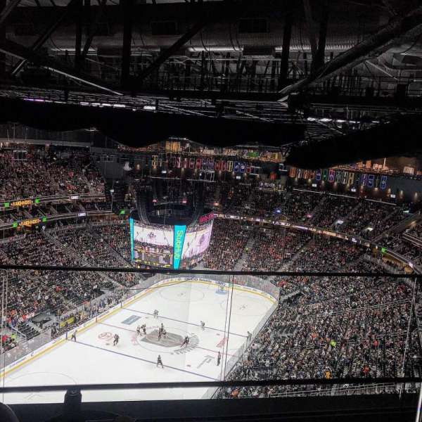 T-Mobile Arena, secção: Hyde Lounge, fila: VIP Table