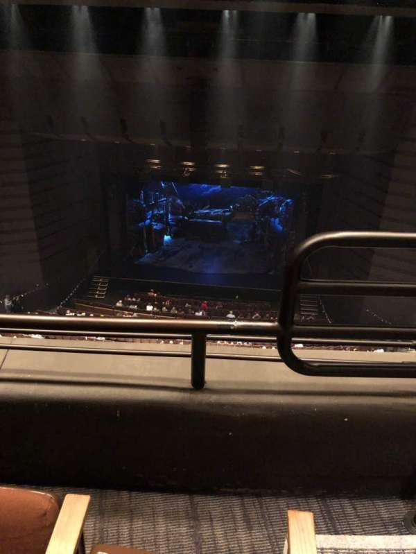 Bass Concert Hall, secção: 2nd Balcony, fila: L, lugar: 130