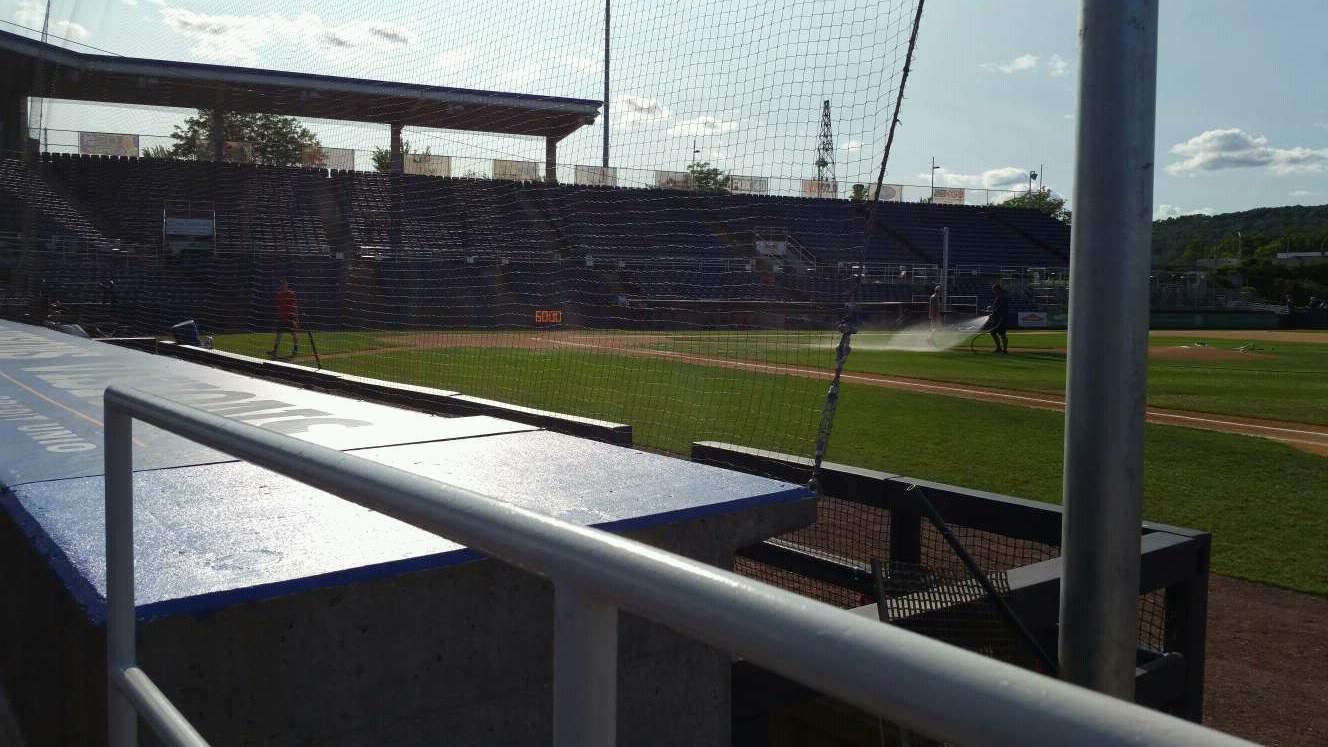 NYSEG Stadium Secção 12 Fila D Lugar 16