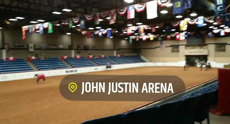John Justin Arena