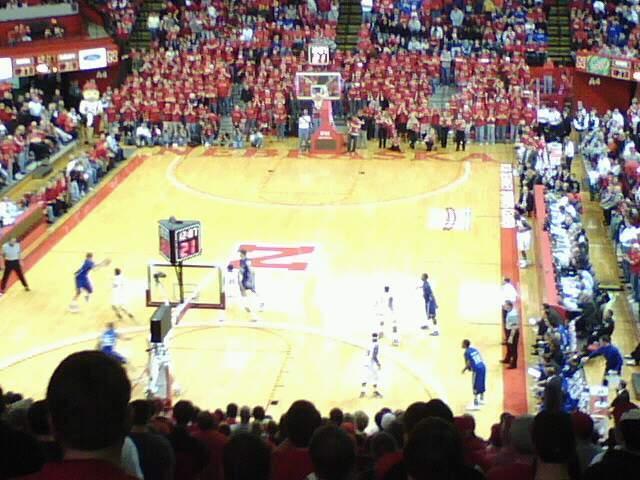 Bob Devaney Sports Center Secção C5