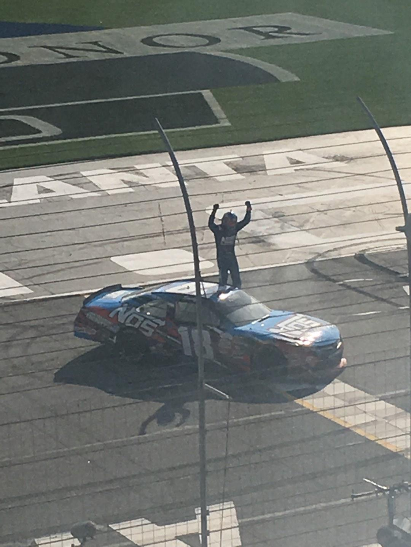 Atlanta Motor Speedway Secção 141