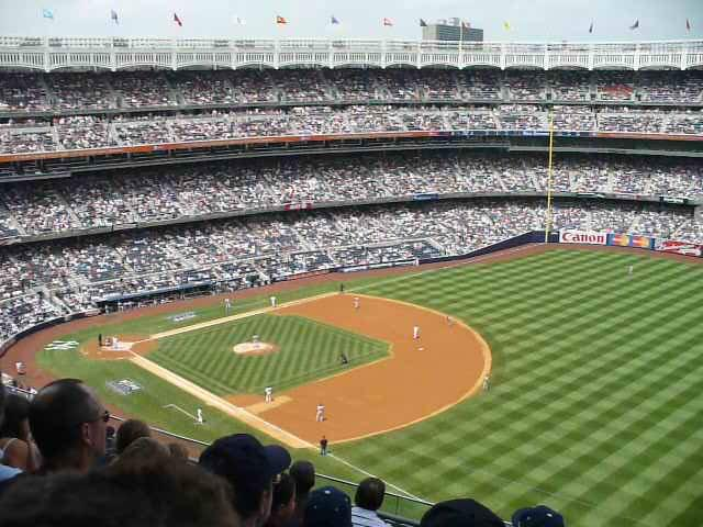 Yankee Stadium Secção 415