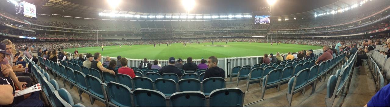Melbourne Cricket Ground Secção M21