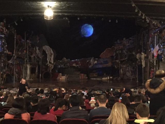 Neil Simon Theatre Secção Orchestra C Fila U Lugar 111
